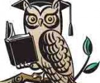 Creative writing ideas, journal writing An image of an owl